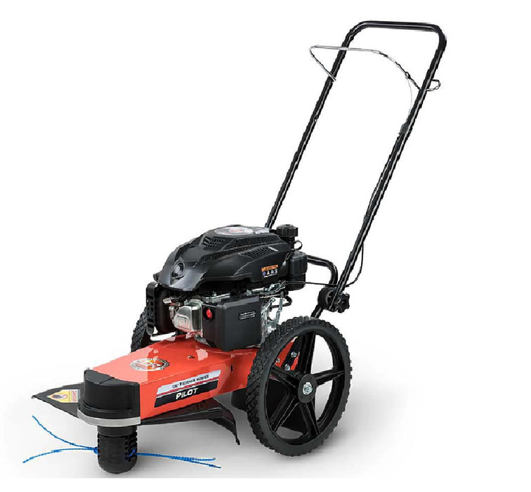 DR Power T4X1070DMNB Pilot Manual-Push Trimmer Mower