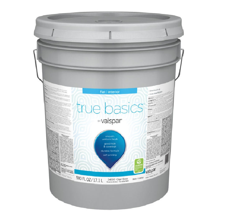 Valspar 080.0024503.008 True Basics Interior Flat Paint
