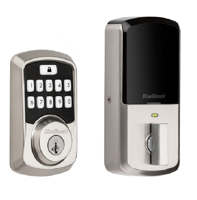 Kwikset 99420-001 Aura Electronic Keypad Entry Lock