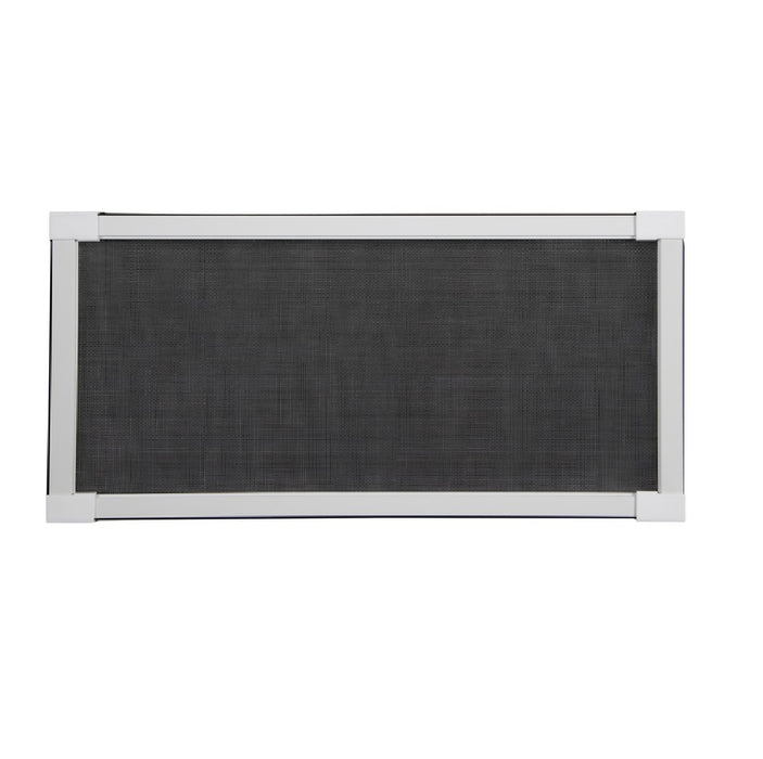 M-D Building Products 14186  Adjustable Screen, White