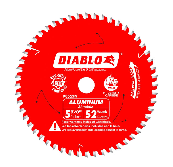 Diablo D0552N Circular Saw Blade, Carbide