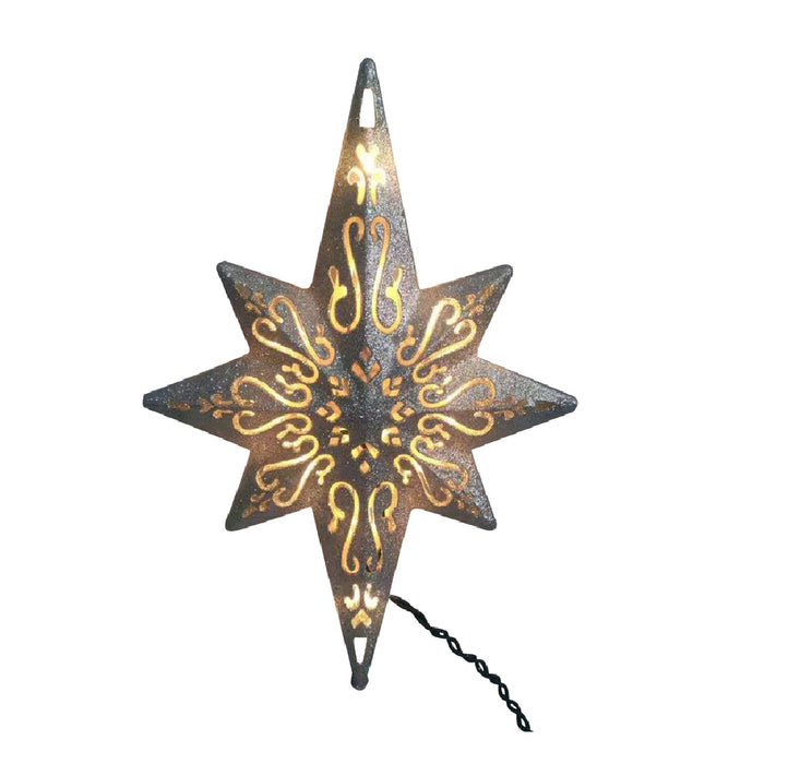 Celebrations 49490-71 Christmas Star Tree Topper