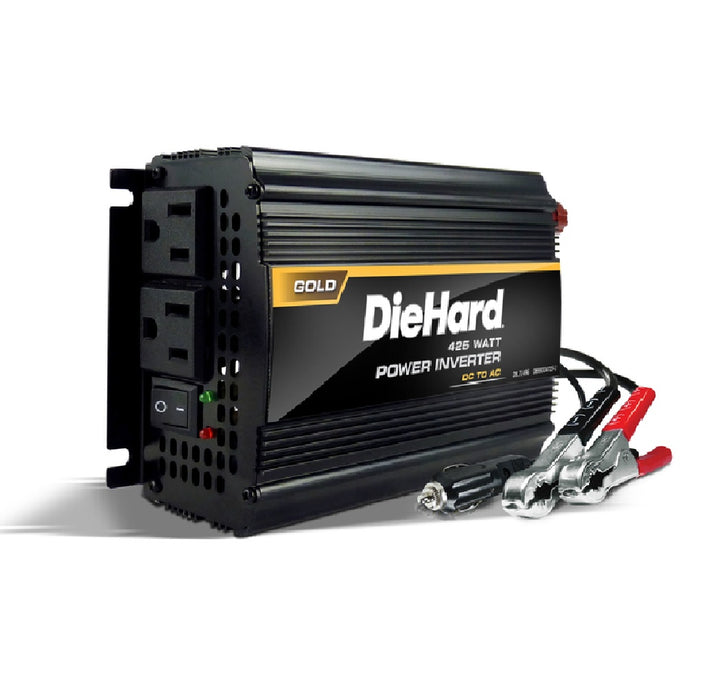 DieHard 71496 Gold 425 Watts Power Inverter, Black