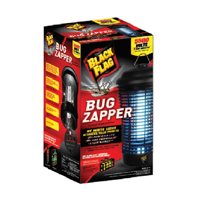 Black Flag BZ-40 Outdoor Bug Zapper, Flying Insects