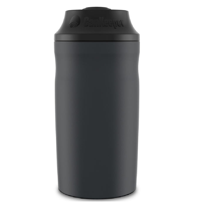 CanKeeper CK CHARCOAL Reusable Beverage Koozie, Charcoal