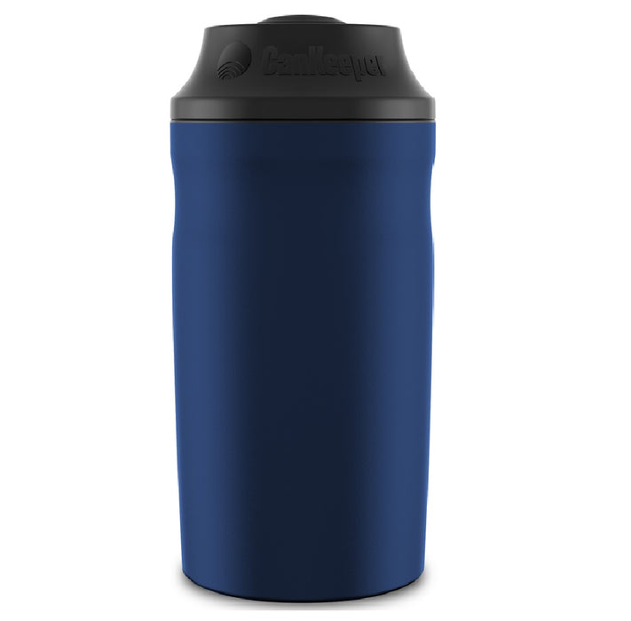 CanKeeper CK BLUE Reusable Beverage Koozie, Blue