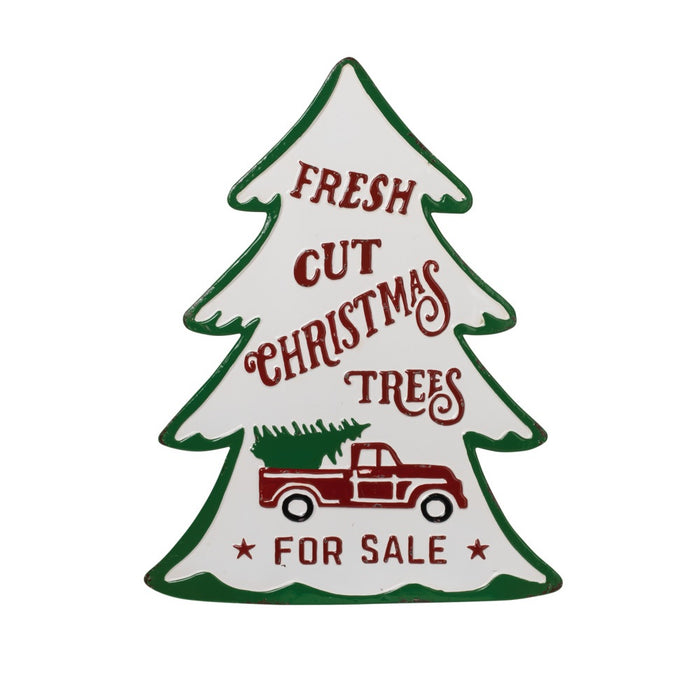Gerson 2488260 Cmas Tree Wall Decor, 27.95