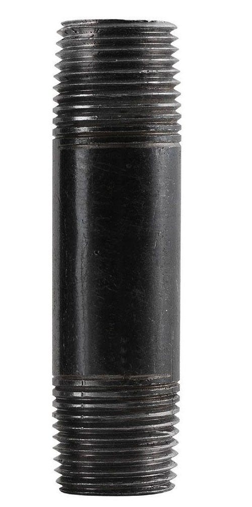Ldr 362 12x4 Pipe Decor Connector, Steel, 1/2
