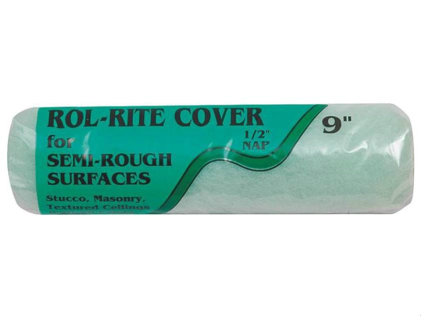 Linzer RR950 Rol-Rite Paint Roller Cover,  Polyester, 9