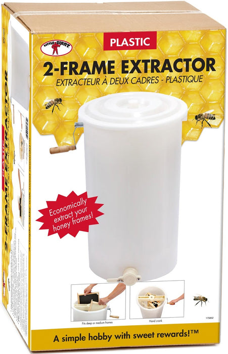 Little Giant EXT2PL 2 Frame Plastic Extractor