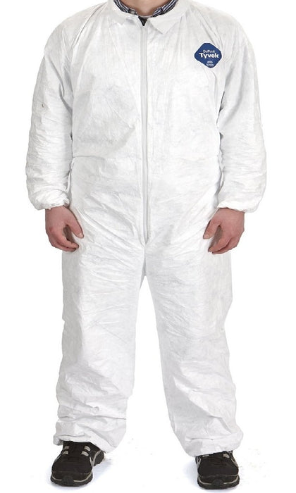 Little Giant TYSUIT Beekeeping Tyvek Coveralls, Large