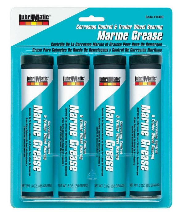 Lubrimatic 11400 Trailer Wheel Bearing Grease, 3 Oz