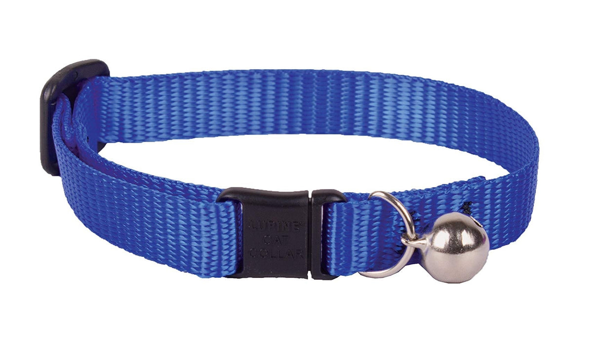 Lupine 17527 Adjustable Safety Cat Collar With Bell, 8