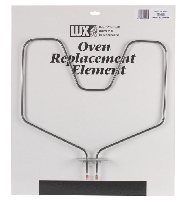 Lux BC908 Universal Replacement Bake Element, 15
