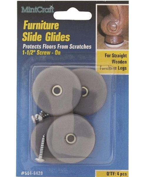 buy furniture glides & casters / floor protection at cheap rate in bulk. wholesale & retail heavy duty hardware tools store. home décor ideas, maintenance, repair replacement parts
