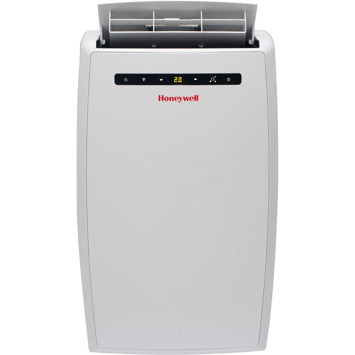 Honeywell MN10CESWW Portable Air Conditioner With Dehumidifier, White, 10,000 BTU