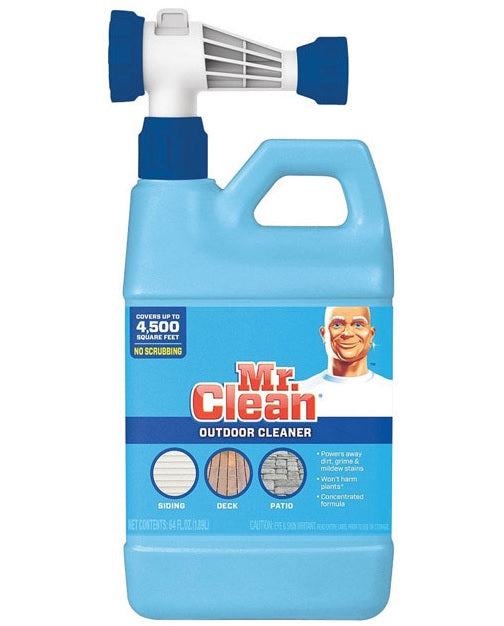 Buy mr clean outdoor cleaner - Online store for chemicals & cleaners, all purpose in USA, on sale, low price, discount deals, coupon code
