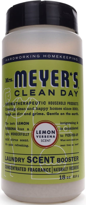 Mrs Meyers Clean Day 70005 Laundry Scent Booster, Lemon Scent, 18 oz
