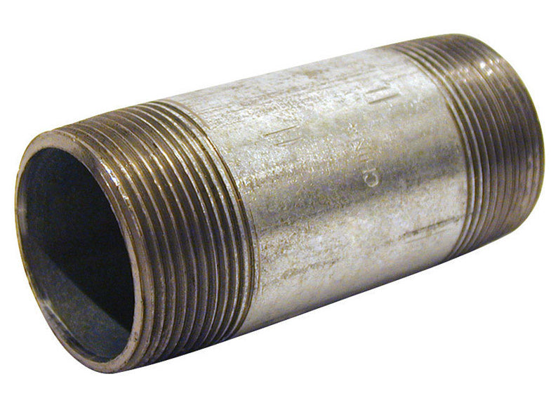 buy galvanized pipe nipple & standard at cheap rate in bulk. wholesale & retail professional plumbing tools store. home décor ideas, maintenance, repair replacement parts