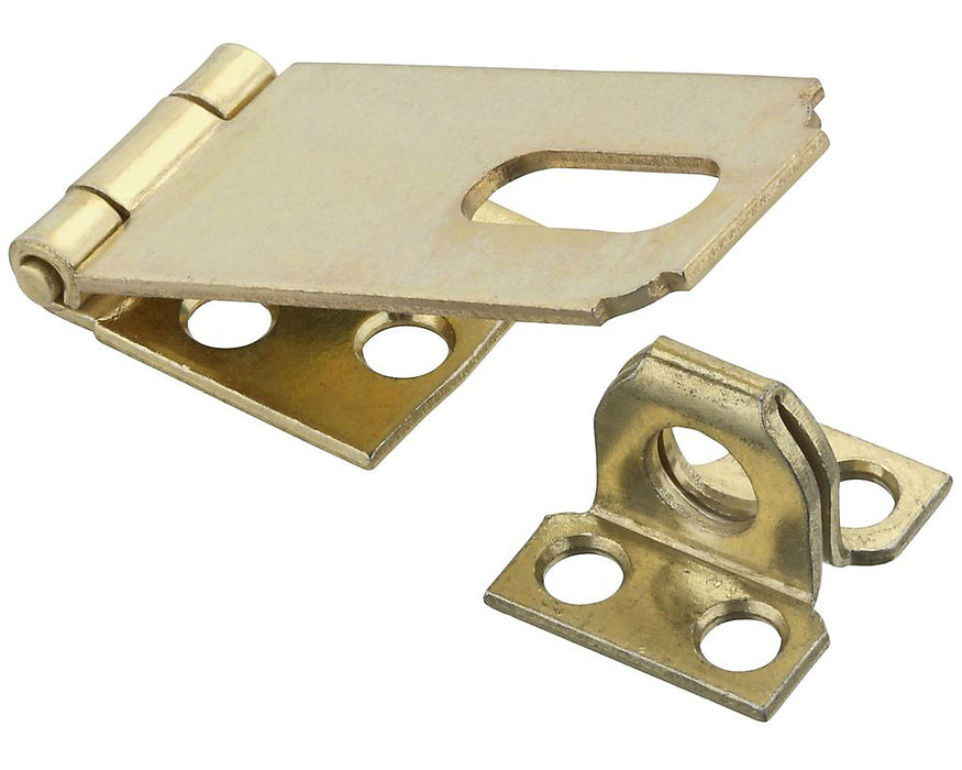 National Hardware N102-178 Non-Swivel Safety Hasp, 2-1/2