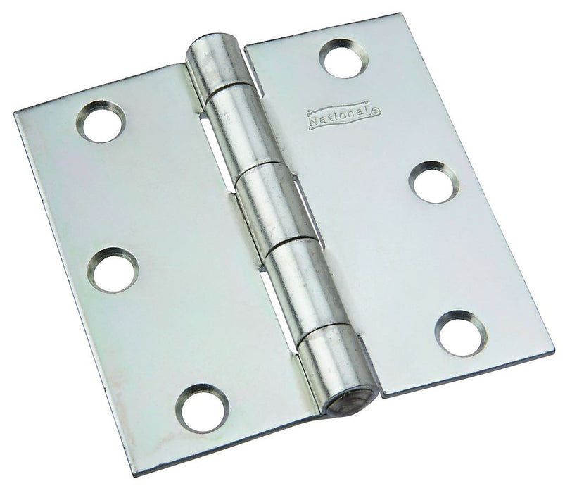 National Hardware N140-509 Non-Removable Pin Hinge, 3