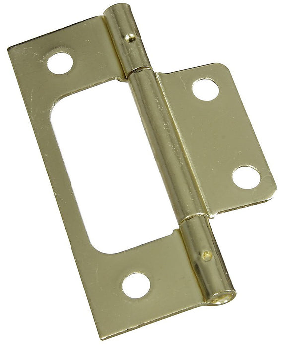 National Hardware N146-951 V530 Surface Mounted Hinges, Steel, 3