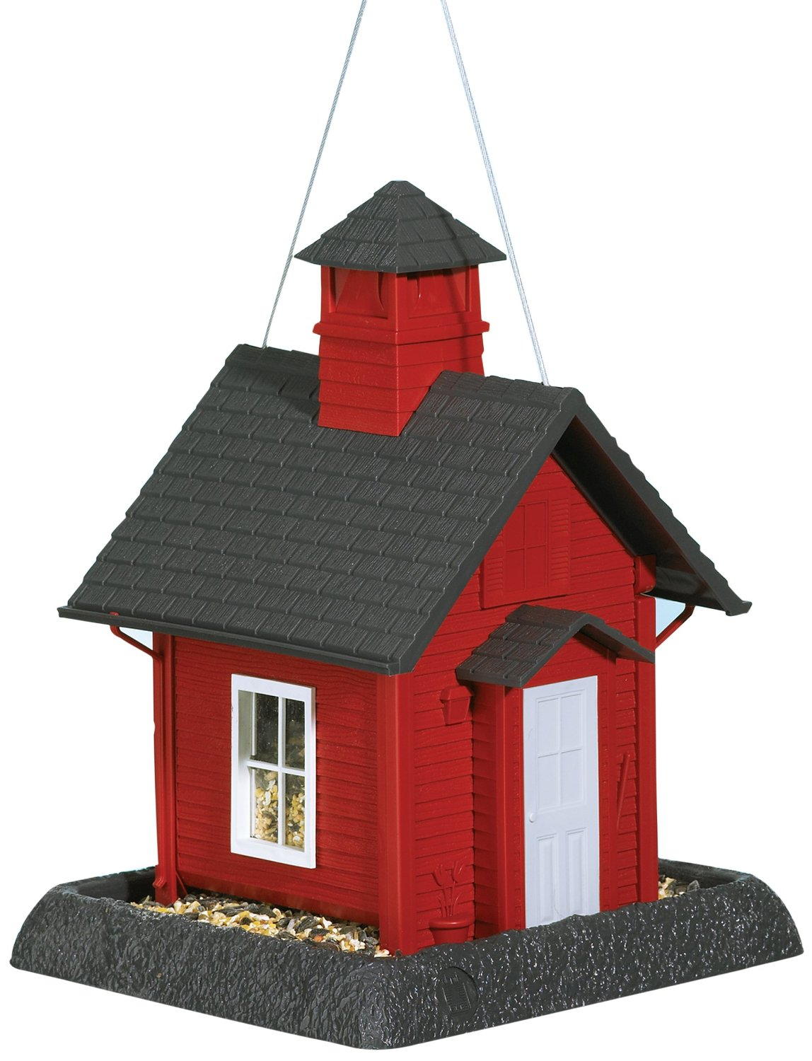 North States 9084 School House Bird Feeder