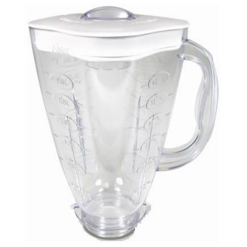 Oster 4918-2 Blender Jar Fits All Older Oster Blenders, Glass, 5 Cups