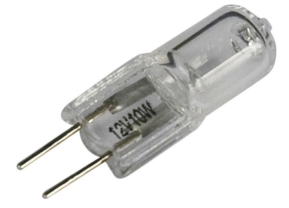 Low Voltage Replacement Halogen Bulb, 10 Watts On Sale