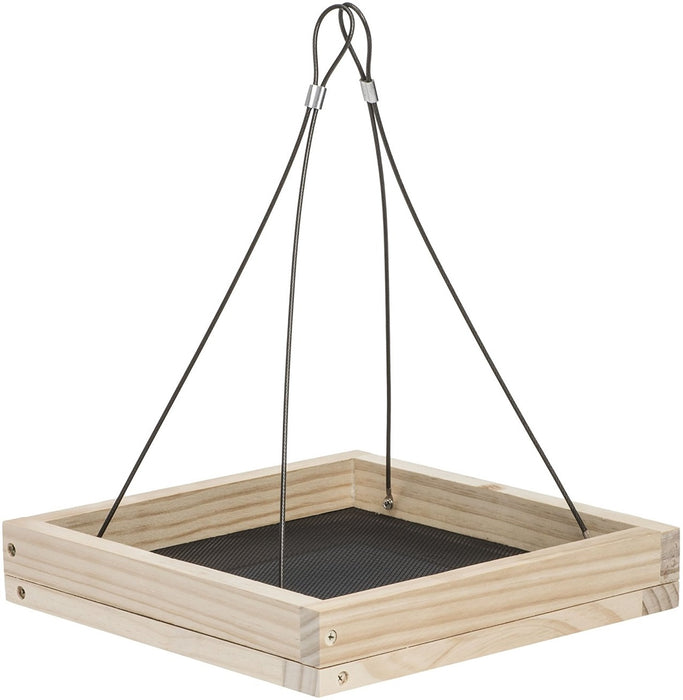 Perky-Pet 50178 Hanging Tray Platform Bird Feeder
