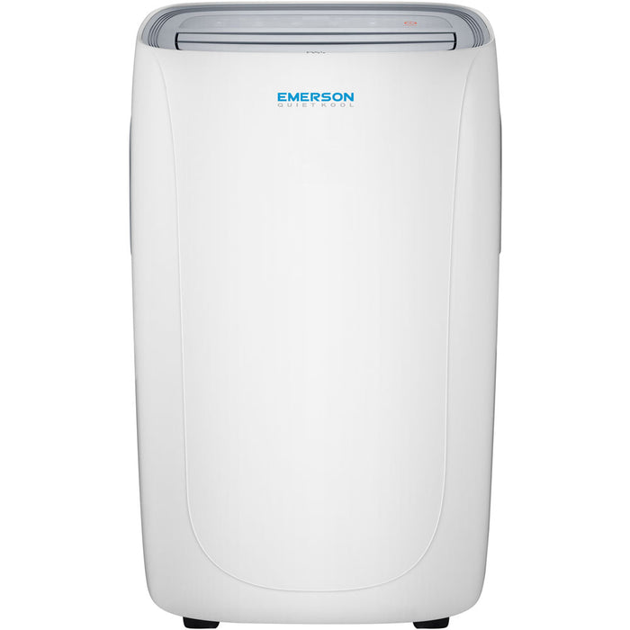 Emerson EAPC14RD1 Portable Air Conditioner With Dehumidifier, White, 115 Volts, 14,000 BTU