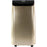 Amana AMAP121AD Portable Air Conditioner, Black/Gold, 12000 BTU