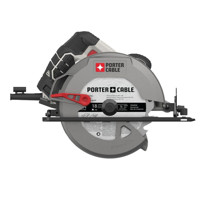 Buy porter-cable pce300 15 amp heavy duty steel shoe circular saw - Online store for electric power tools, circular saws in USA, on sale, low price, discount deals, coupon code