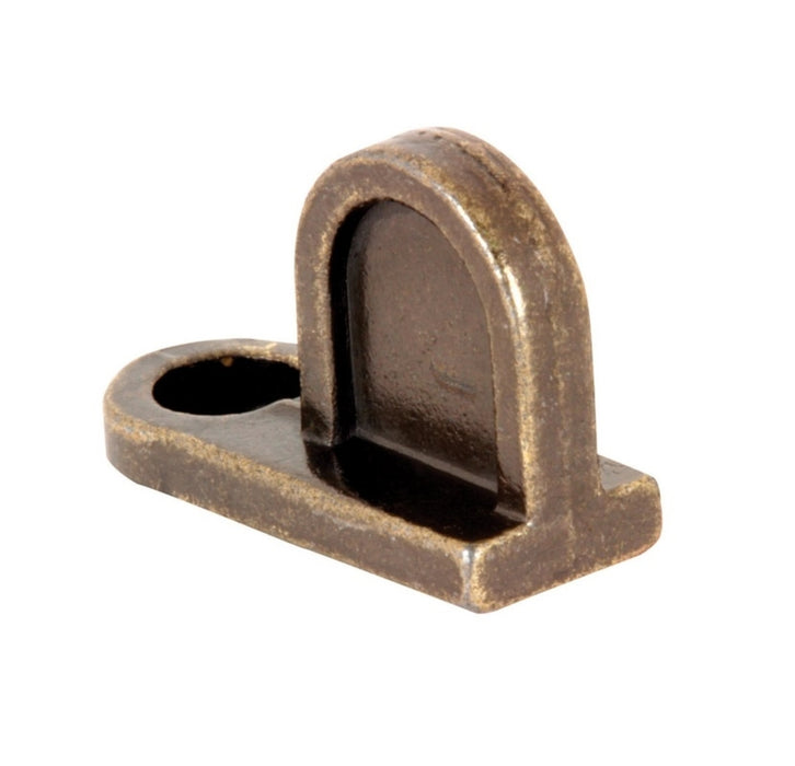 Prime-Line PL 14407 Flush Diecast Screen Clip, Bronze
