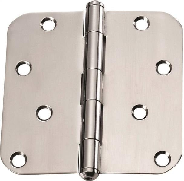 Prosource DH-S606-PS Residential Door Hinges, Steel, 4