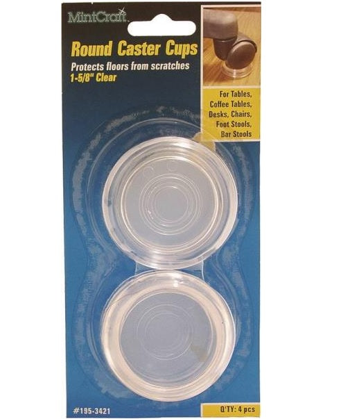 buy caster cups & casters / floor protection at cheap rate in bulk. wholesale & retail construction hardware supplies store. home décor ideas, maintenance, repair replacement parts