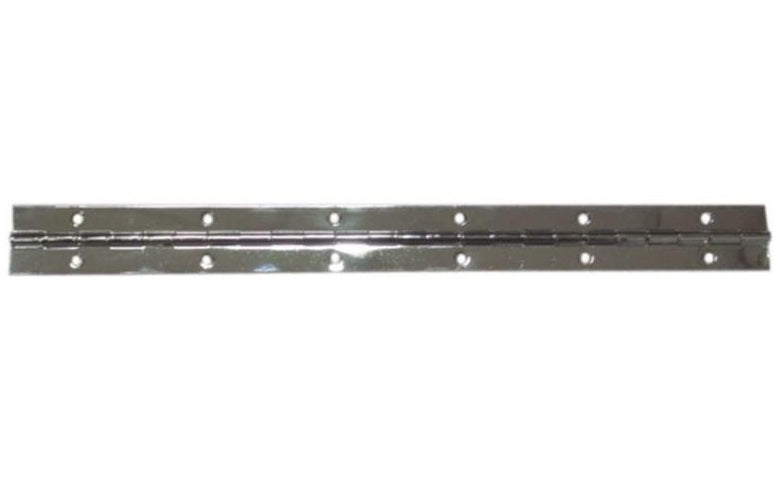 Prosource LR-033-PS Continuous Hinges, Steel, 1-1/2