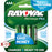 Rayovac PL724-4B Platinum Rechargeable Batteries,AAA Size, 4/Pack
