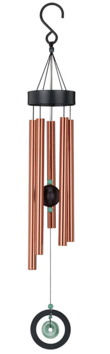Regal Art & Gift 11432 Healing Stone Wind Chime, 32