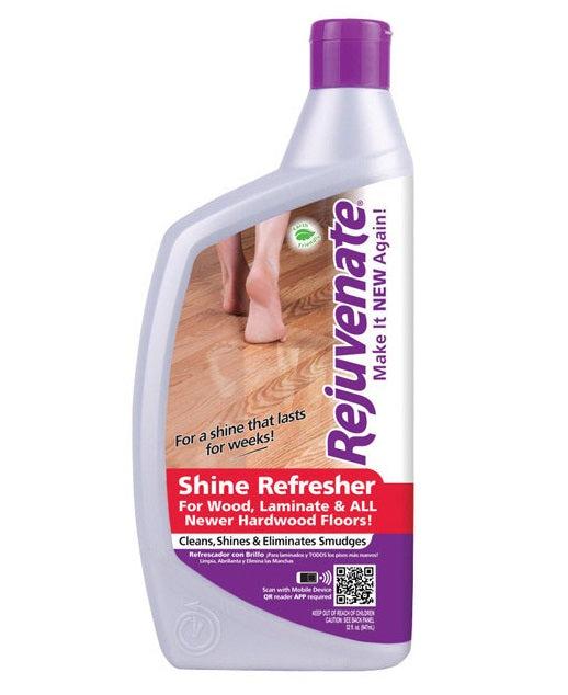 Rejuvenate RJRF32RTU Shine Refresher Floor Polish, 323 OZ