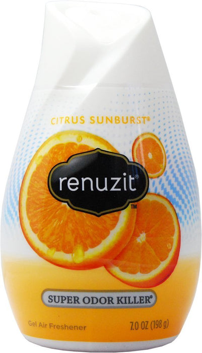 Renuzit 35000 Adjustable Super Odor Neutralizer Air Freshener, 7.5 Oz