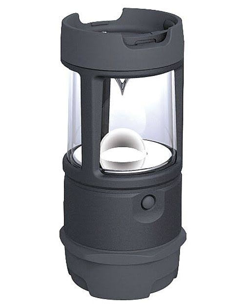 Royavac Sportsman OT3DLN-B Indestructible 400 Lumen 3D LED Lantern