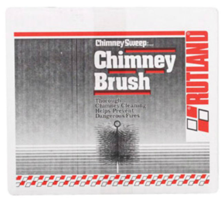 Rutland Chimney Sweep 16511 Square Wire Brush, 11