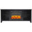 Cambridge CAM6226-1COFLG2 Santa Monica Fireplace Mantel, Dark Coffee, 63""