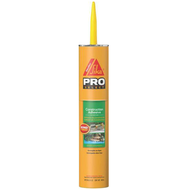 Buy sikabond construction adhesive 29 oz - Online store for sundries, multi purpose in USA, on sale, low price, discount deals, coupon code