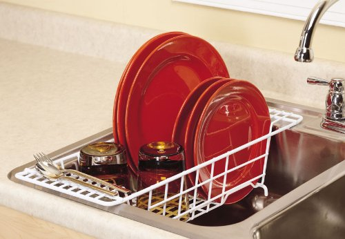 Closetmaid 3921 Over Sink Drainer, White