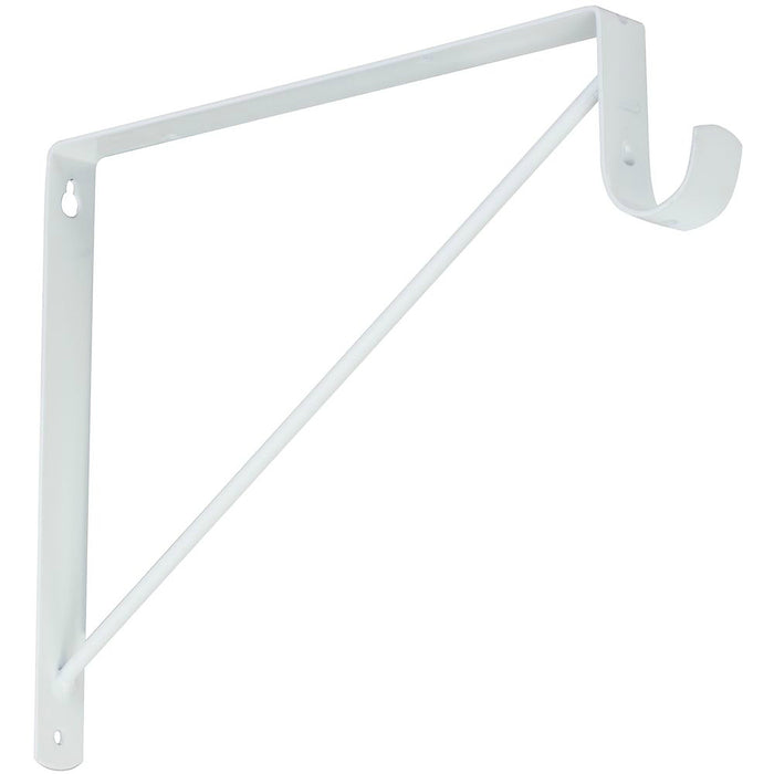 buy shelf / rod brackets & closet at cheap rate in bulk. wholesale & retail home hardware equipments store. home décor ideas, maintenance, repair replacement parts