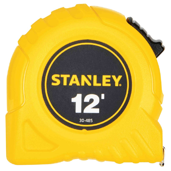 Stanley 30-485 Tape Rule With Polymer Coated Blade, 1/2