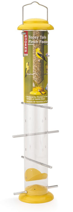 Stokes Select 38169 Topsy Tails Finch Feeder, 19