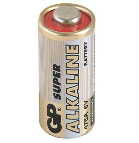 Carlon RC3095 Alkaline Battery, 6 Volt